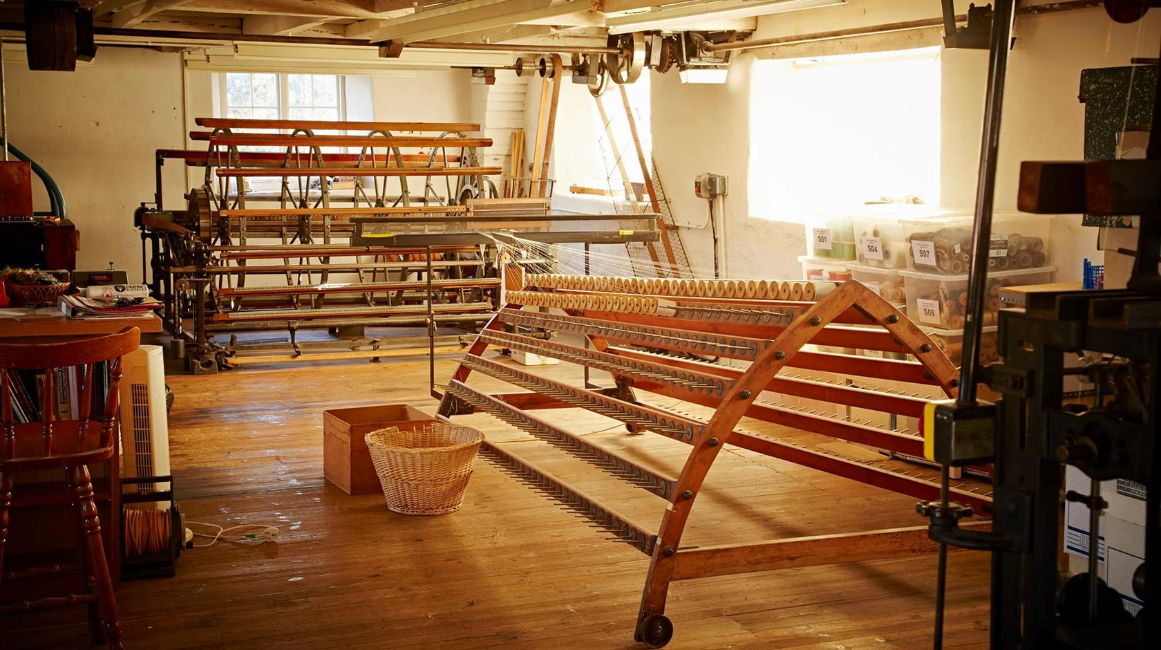 Whitchurch Silk Mill wins £1,000 Movement for Good award