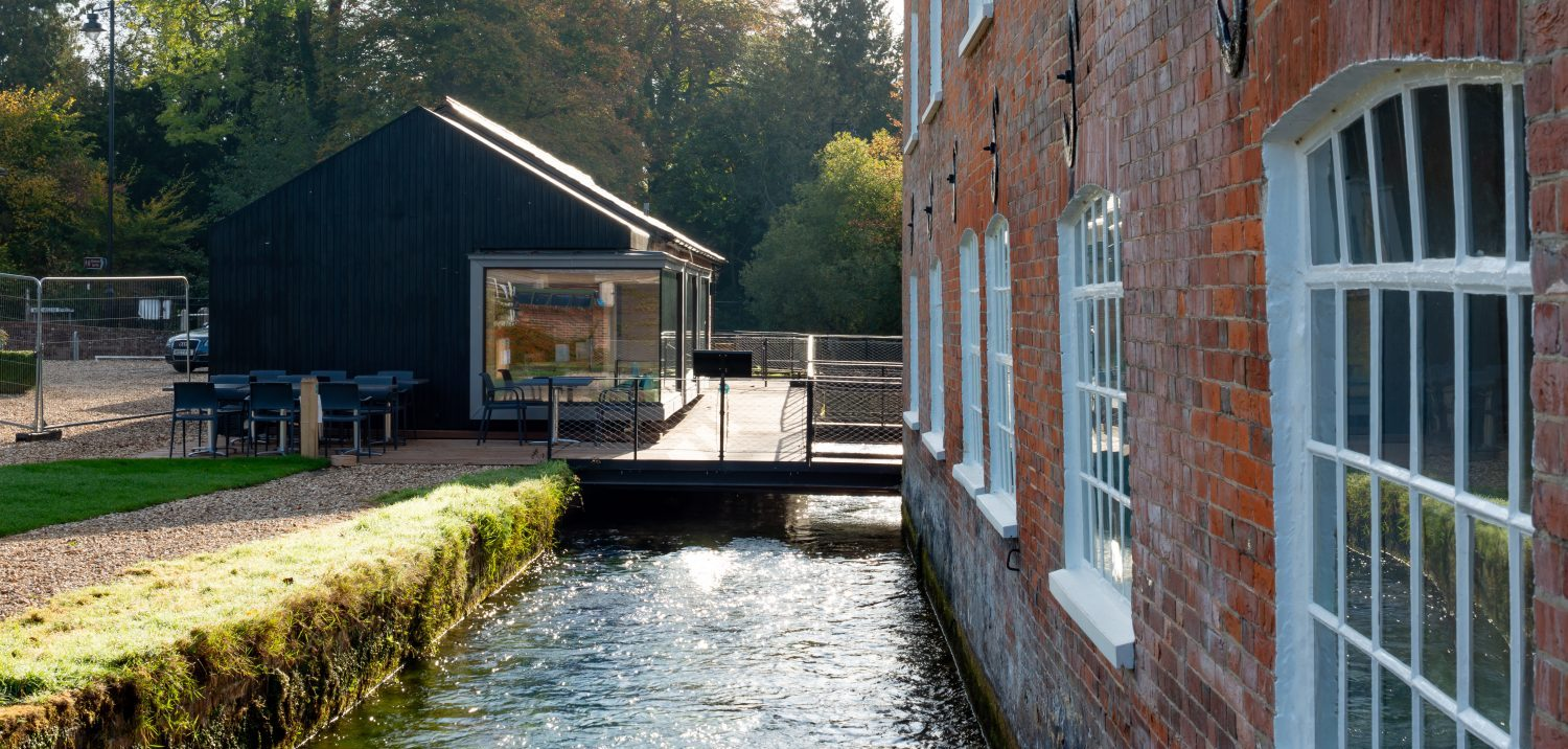 Ways to enjoy the River Test in and around Whitchurch Silk Mill #4