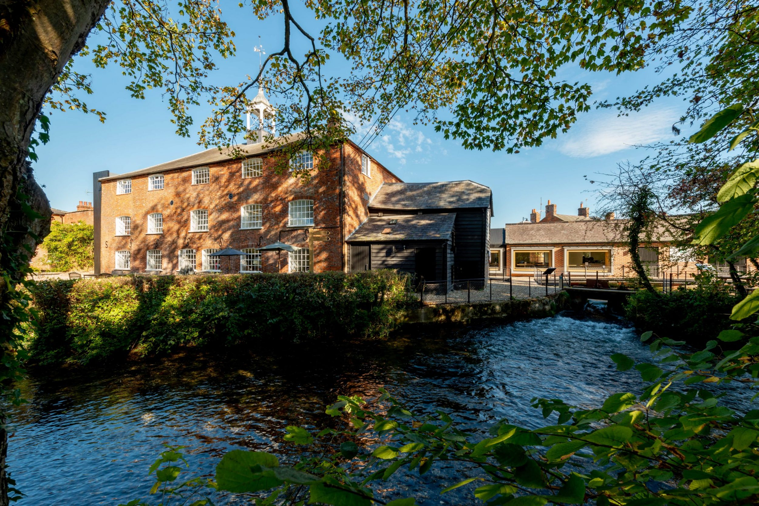 Ways to enjoy the River Test in and around Whitchurch Silk Mill #2