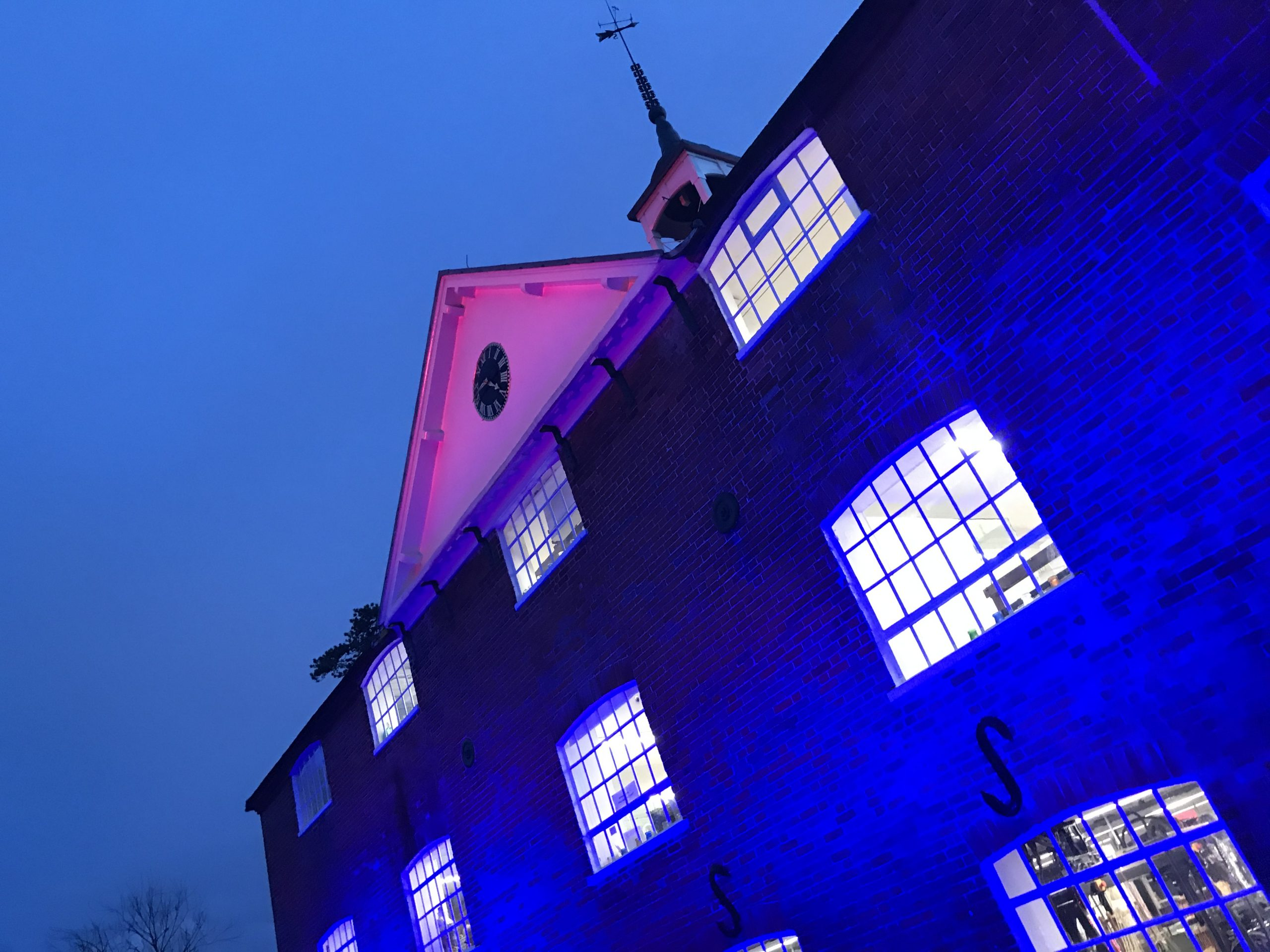 Testbourne Photography Students see the Mill in a New Light
