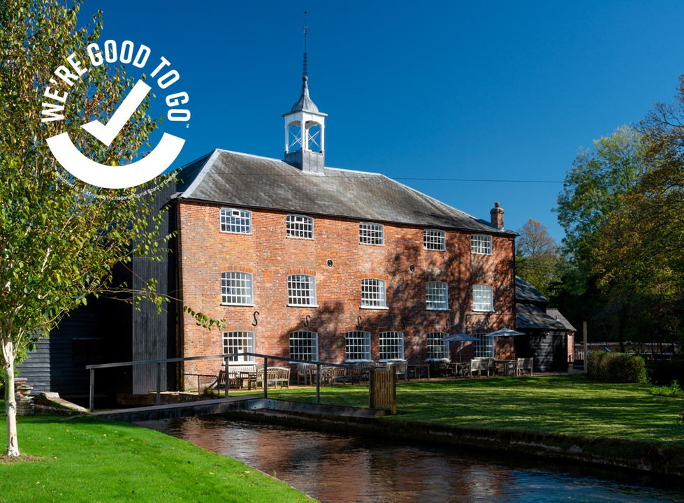 Whitchurch Silk Mill: National Lockdown Arrangements