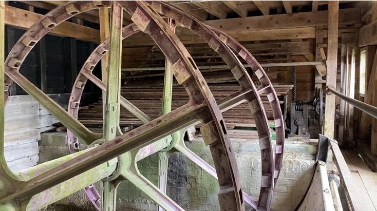 Please help us keep the waterwheel turning